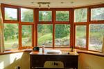 Bay Window of Family Room