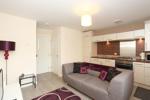Lounge/kitchen (alternative angle)