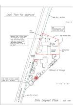 Plan of Development Plot