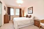 Master bedroom (alternative angle)