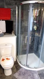 Shower Room- View 2