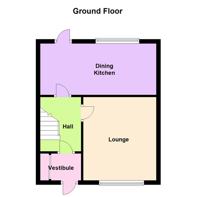 Floorplan - Ground