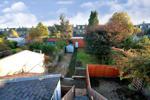 View over enclosed rear garden