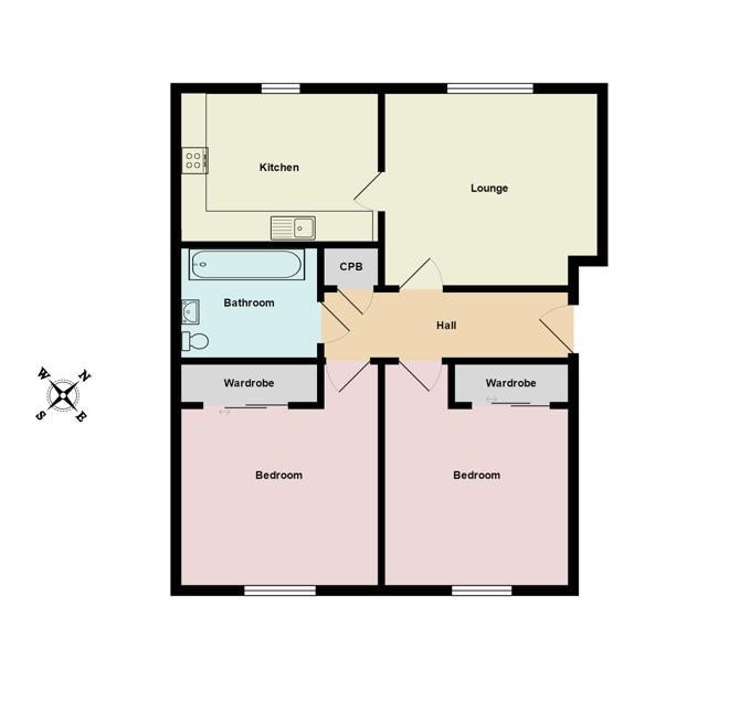 26 Farburn Place Floor Plan