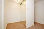 Hallway & study area