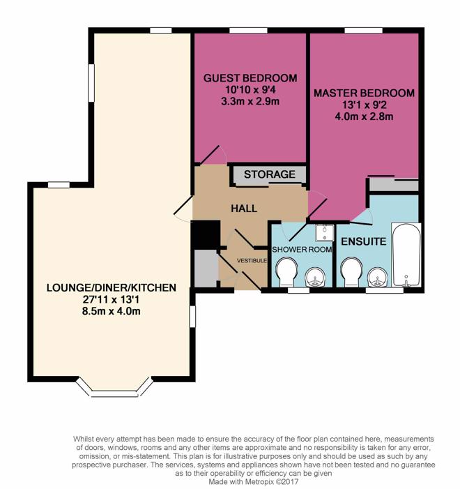 4 Jubilee Court Floor Plan