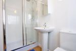 Recently fitted En Suite shower room