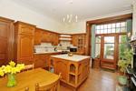 Alternative View of Dining Kitchen