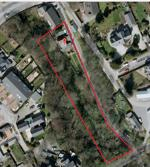 Google map showing Feu size