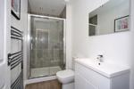 Recently Upgraded Shower Room