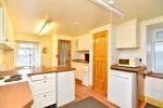 Lower ground floor kitchen