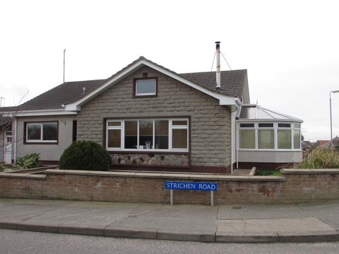 40 Strichen Road, Fraserburgh