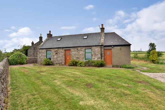 2 Cotbank of Barras Cottages