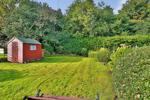 Exclusive area of garden