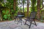 Lovely, secluded Patio Area