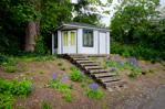Summerhouse in the Rear Garden