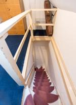 Stairs to Attic Rooms