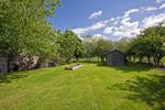 side lawn & shed