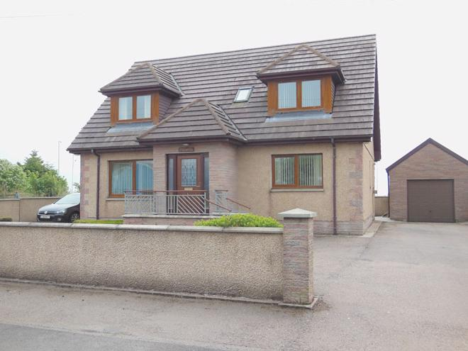 PHILORTH, HILLSIDE ROAD, PORTLETHEN, ABERDEEN
