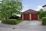 Driveway and Double Garage