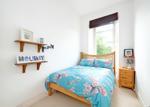 DOUBLE BEDROOM ASPECT ONE