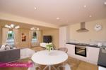 Open Plan Kitchen and Lounge