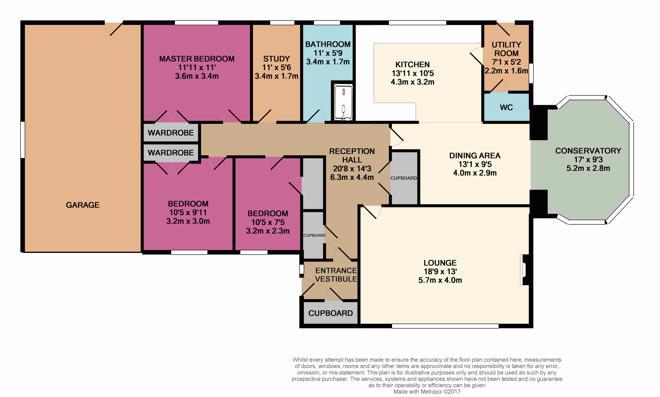 Millgrove Floor Plan