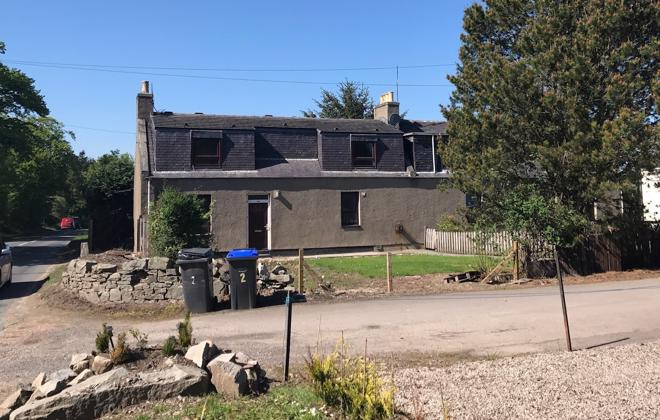 1 Burnside Cottages, Leylodge, Kintore, AB51 0YJ