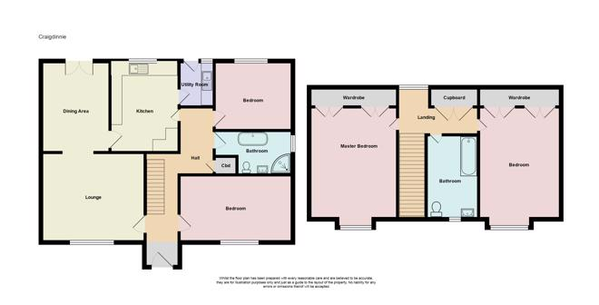 Craigendinnie Floorplan