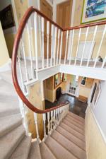 Striking Staircase