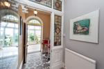 Hallway & Vestibule