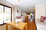Open Plan Dining Kitchen/Family Room Area