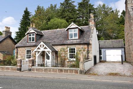 Wayside Cottage, 18 North Deeside Road