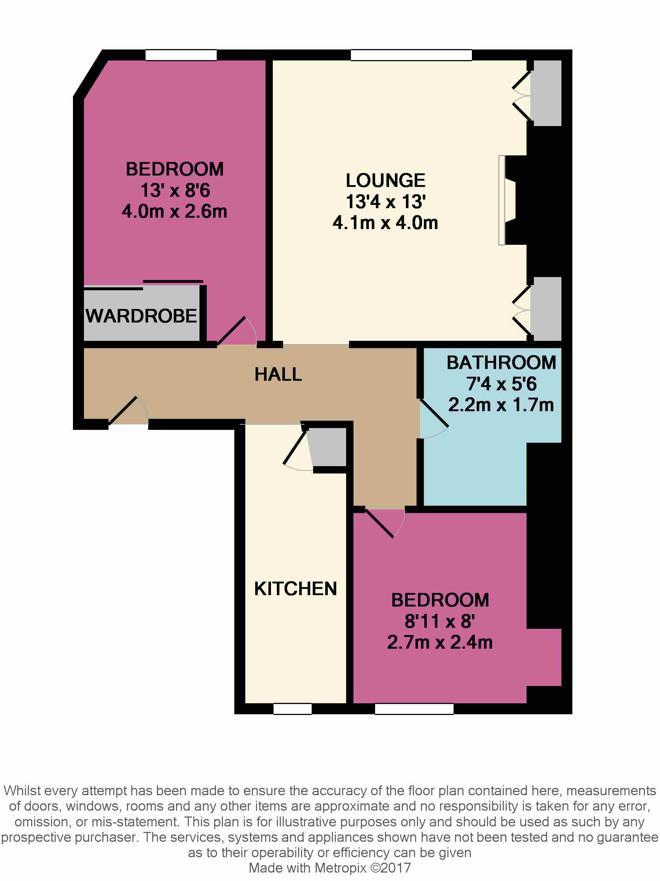51 Balmoral Place Floor Plan