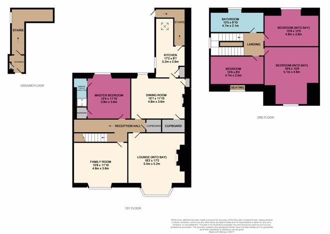 12 Learney Place Floor Plan