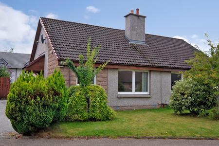 House & Front Garden
