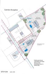 Plots 1 and 2 Site Plan