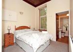 Ground floor double bedroom with en-suite
