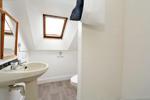 Shower room (alternative angle)