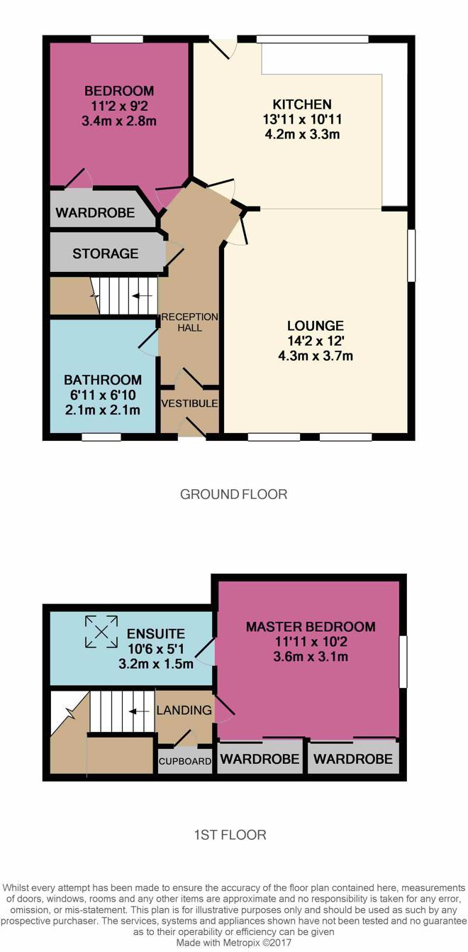 19 Chestnut Grove Floor Plan