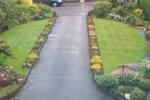 Gardens and Driveway