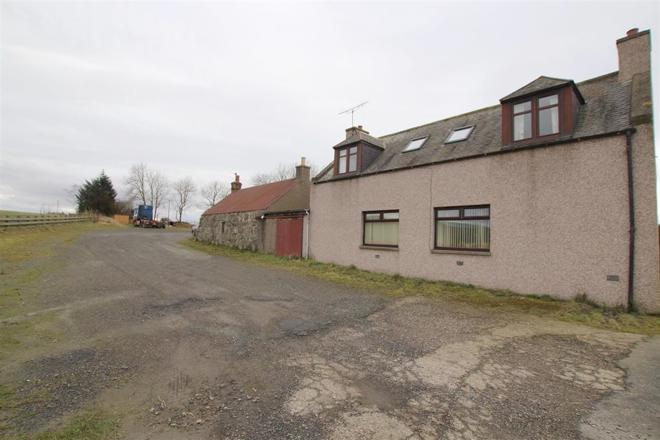 UPPER FORTRIE COTTAGE, FORTRIE, TURRIFF