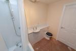 Alternative view of bathroom
