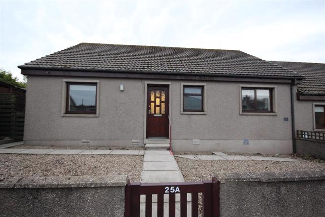 25A HIGH STREET, CUMINESTOWN, TURRIFF
