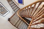Stairs to Mezzanine Floor