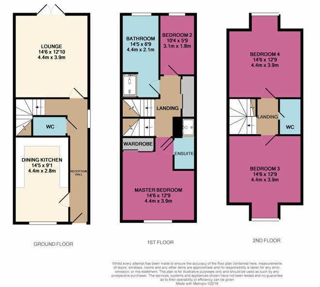 2 Chapelbank Floor Plan