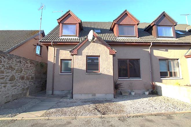 2 LESLIES LANE,TURRIFF