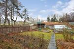 Alternative rear garden view