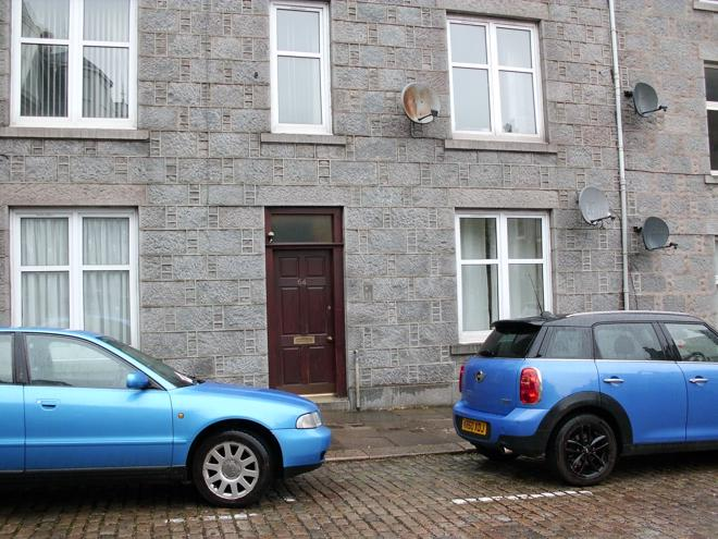 Street View with room for parking.