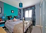 GUEST BEDROOM WITH EN SUITE SHOWER ROOM